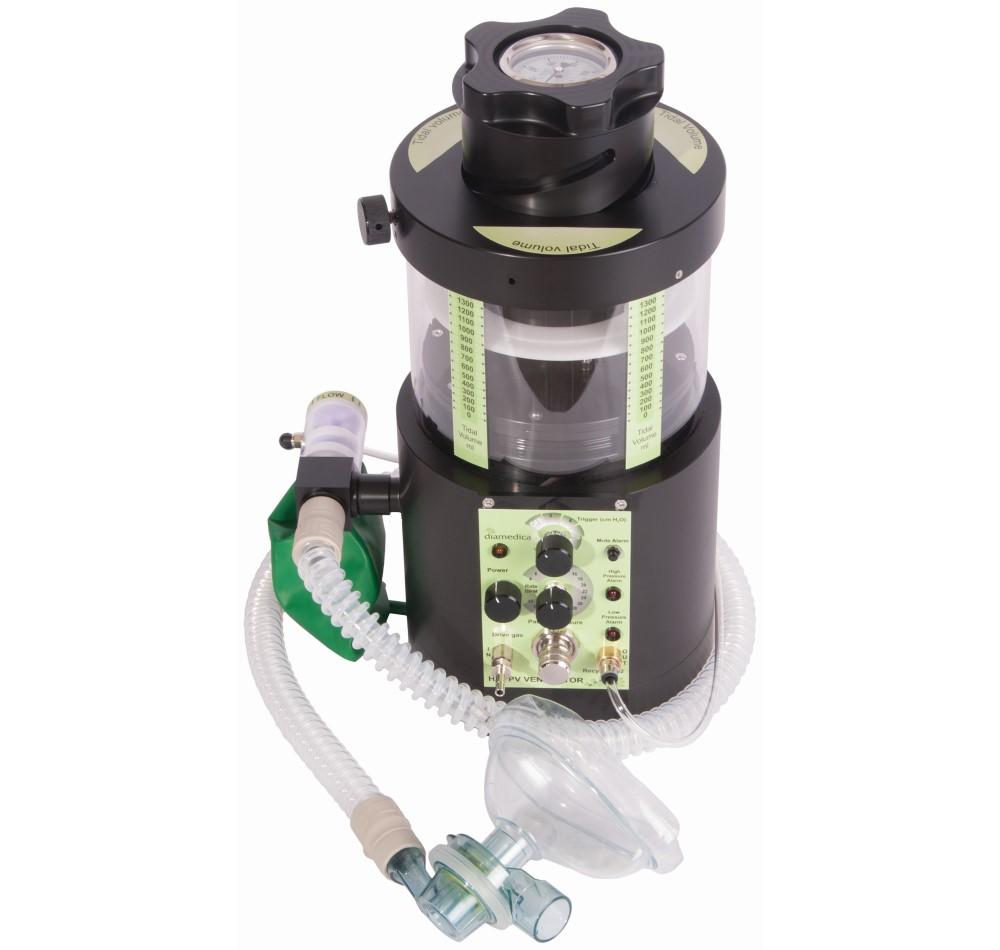 Helix Ventilator