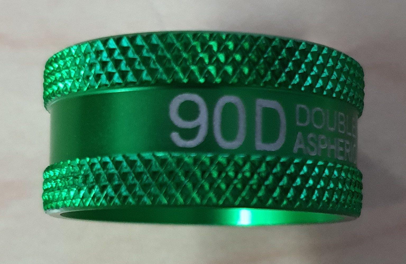 90D Lens, VOLK, Indian Made (K-LENS 90D)