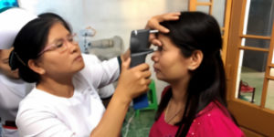 Detecting glaucoma in Myanmar with iCare tonometer