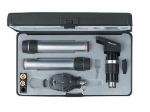 Prof Ophthalmoscope / Retinoscope Set LED 3.6V