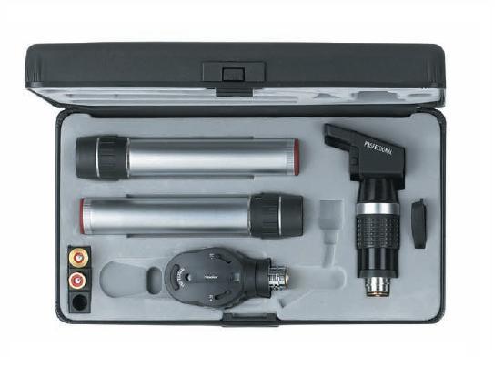 Prof Ophthalmoscope / Retinoscope Set LED 3.6V