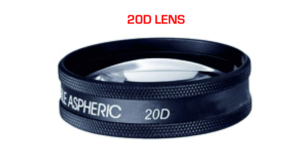 Indirect Ophthalmoscope Lens