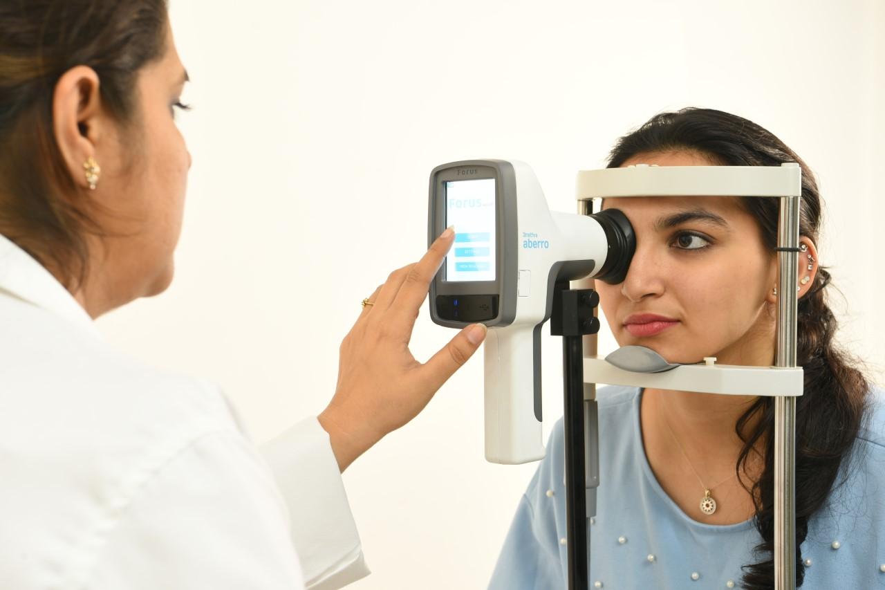 3nethra aberro – Hand-held Autorefractometer