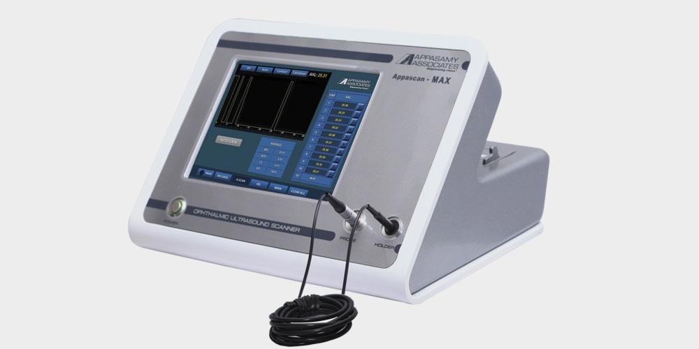 Ultrasound A-Scan