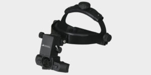 Indirect Ophthalmoscope: WIRELESS, LED