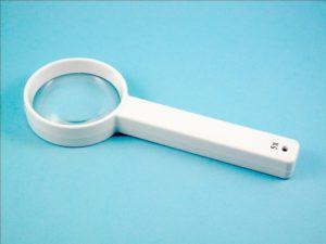 Hand-Held Magnifier