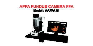 Colour Fundus Camera with FFA