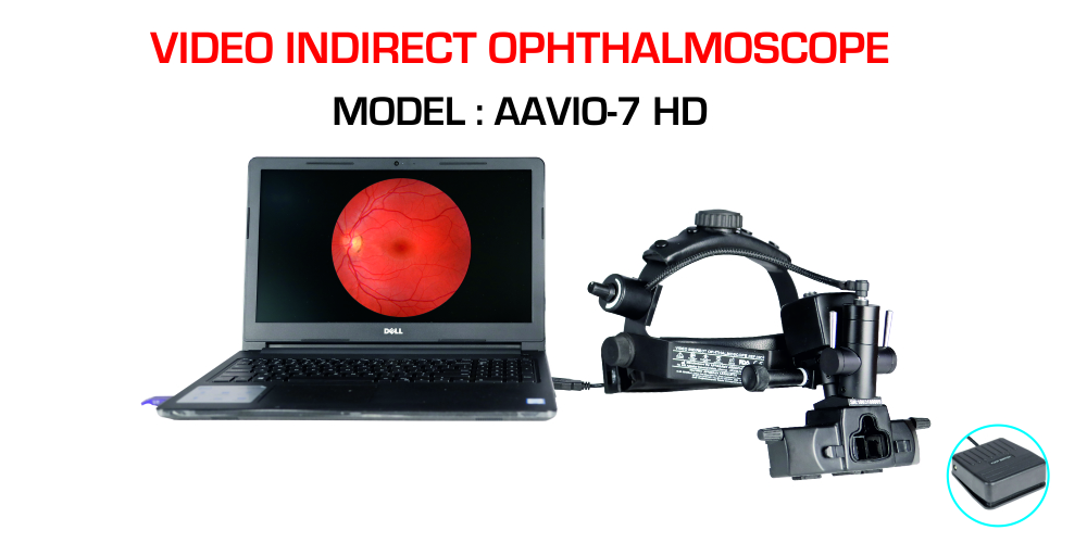 Video Indirect Ophthalmoscope HD
