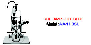 Slit Lamp LED 3 Step
