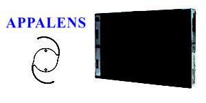 APPALENS: PMMA PC IOL Single Piece, Model: 209, Optic Diameter 6.50mm, Overall Length 13.00mm