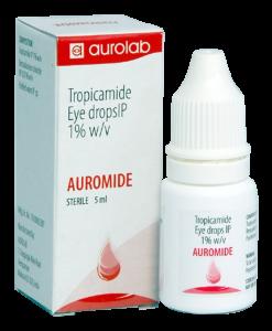 Tropicamide 1% 5ml (IL0044)