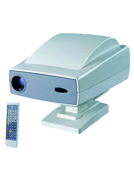 Automated Chart Projector