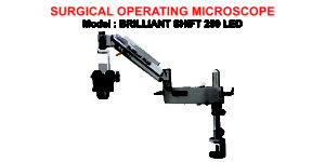 BRILLIANT SHIFT 250 LED Portable Operating Microscope