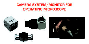Camera for Operating Microscope