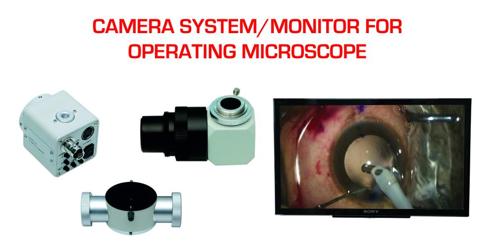 Camera for Operating Microscope