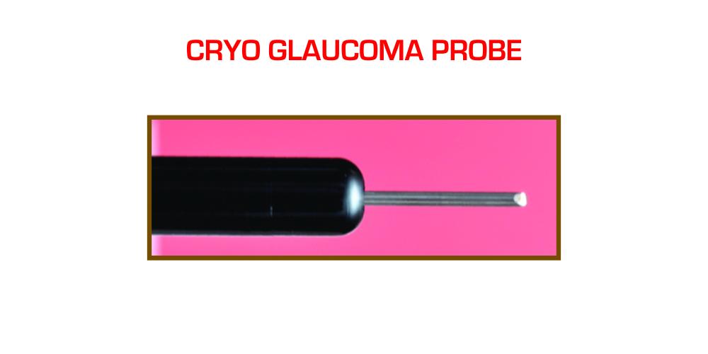 Cryo Glaucoma Probe