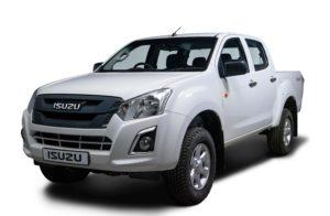 ISUZU D-MAX 300 D/CAB LS 4×4 A/T LHD/RHD – Ex-Stock South Africa
