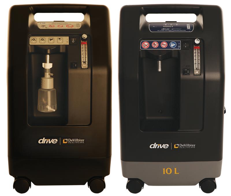 Oxygen Concentrator – Devilbiss 5 LPM