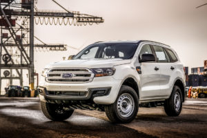 FORD EVEREST STW AMBIENTE 2.2TDCi 4WD LHD – Ex-Stock Antwerp