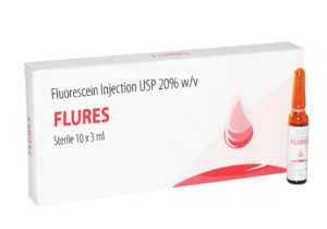 FLUROSCEIN Sodium Injection