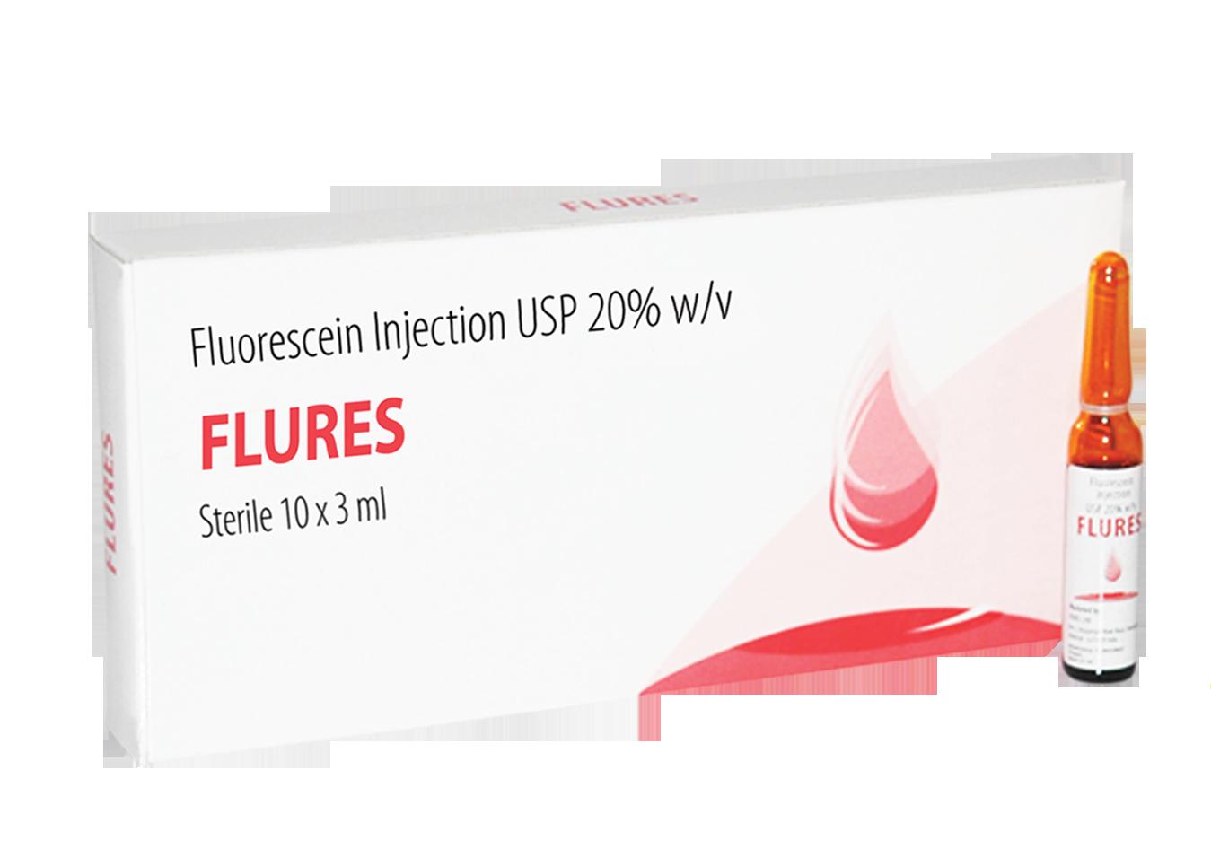 FLUROSCEIN Sodium Injection