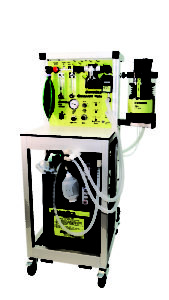 GLOSTAVENT® Helix  Anaesthesia Machine