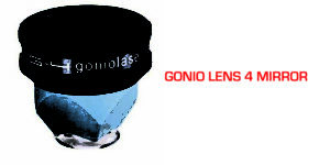 Diagnostic Slit Lamp Lens