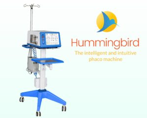 Humming Bird – Phaco Machine