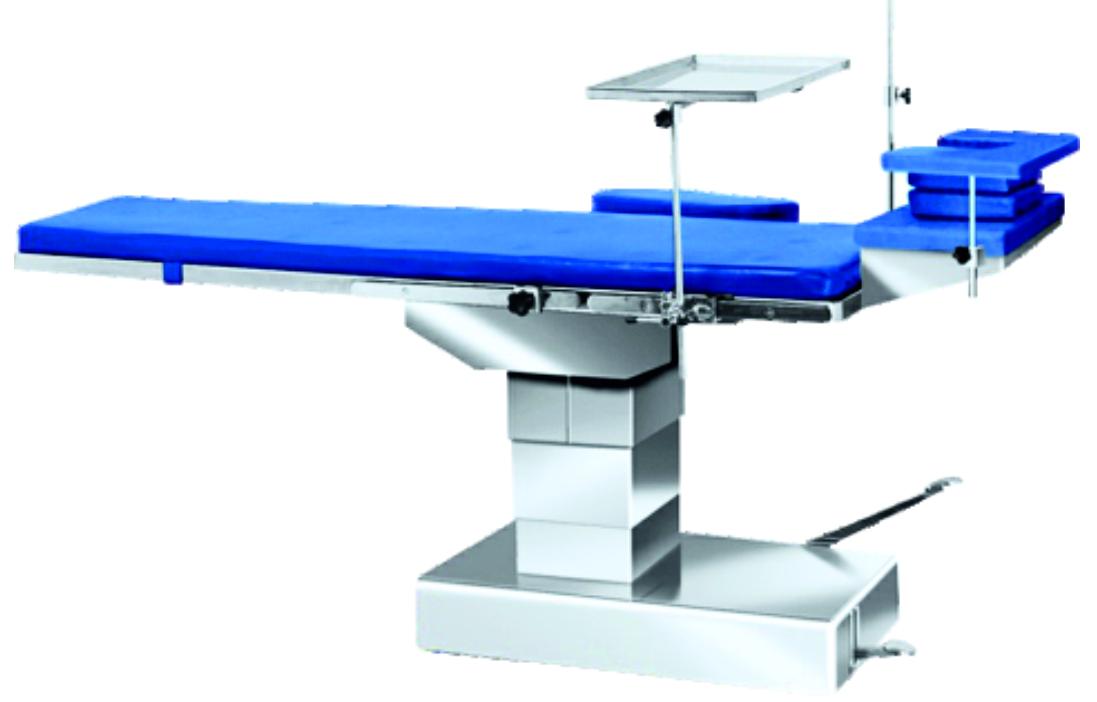 Operation Tables, Hydraulic