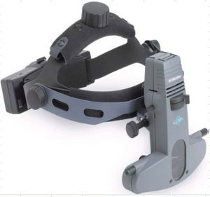 Indirect Ophthalmoscope with Battery pack