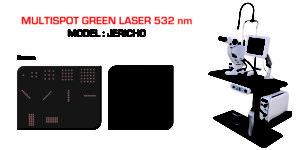 Green Laser MULTI SPOT