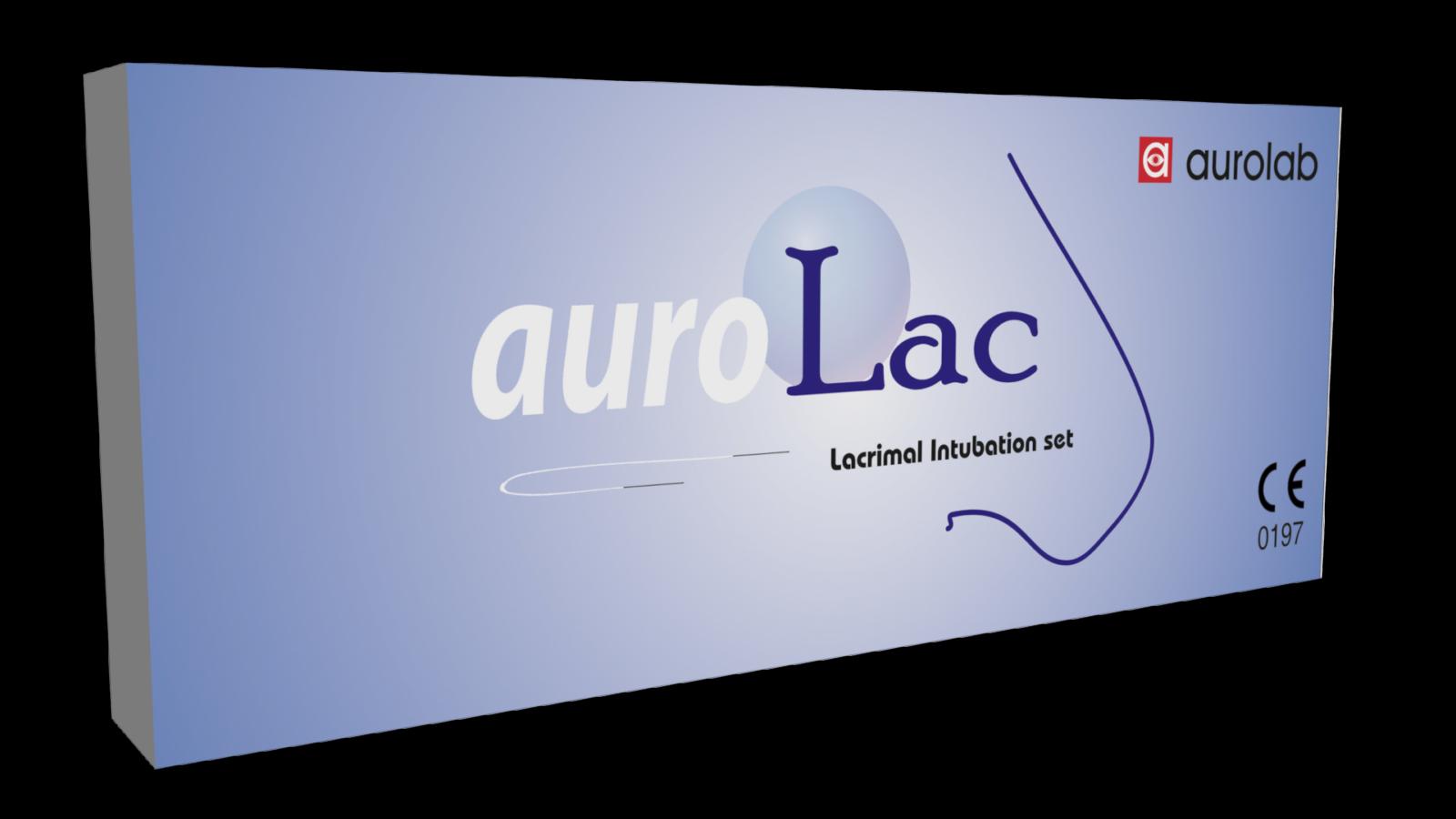 Aurolac – Lacrimal intubation tube Model – L6032