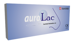 Aurolac – Lacrimal intubation tube Model – L6032