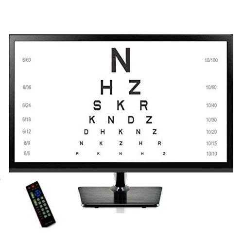 LCD Auto Chart System with remote