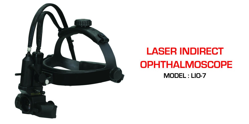 Laser Indirect Ophthalmoscope