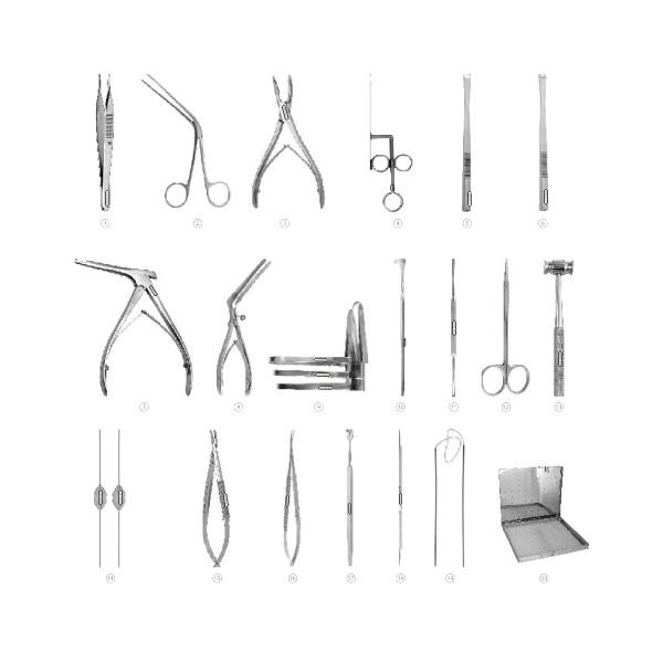 Lacrimal / DCR Surgery Set