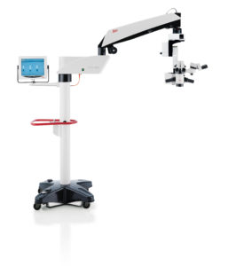 Advanced surgical microscope for ophthalmology Leica M844 F40 / F20