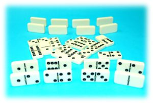 Jumbo and Tactile Dominoes
