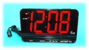 Jumbo Display Clock
