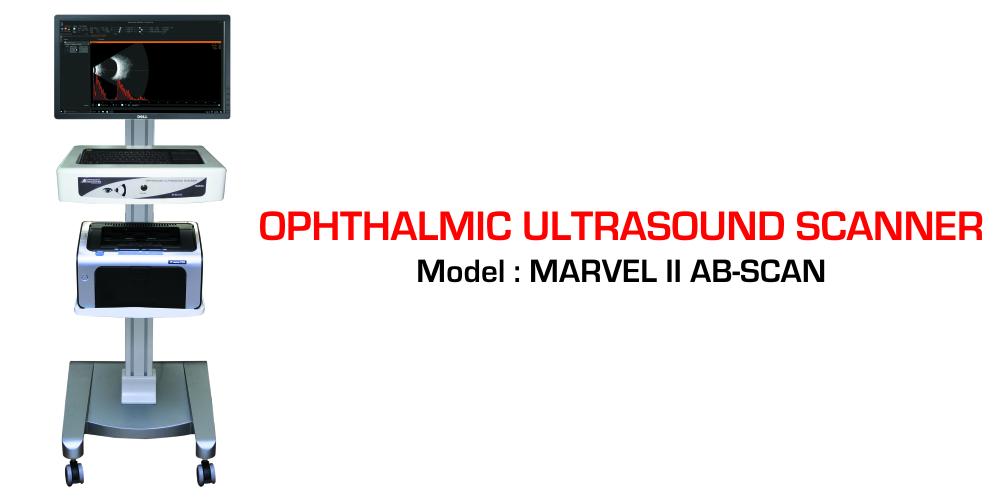 Ultrasound A/B Scan