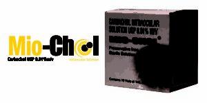 Carbachol 0.01% Intracameral Solution 1ml Vial