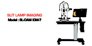 Slit Lamp Imaging System