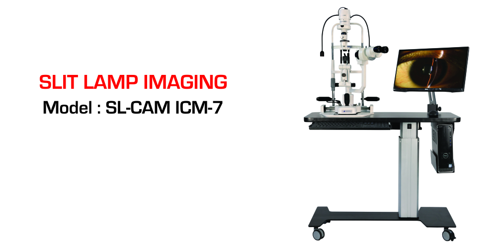 Slit Lamp Imaging System