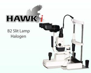 Hawk – I B2 Slit lamp(Halogen)