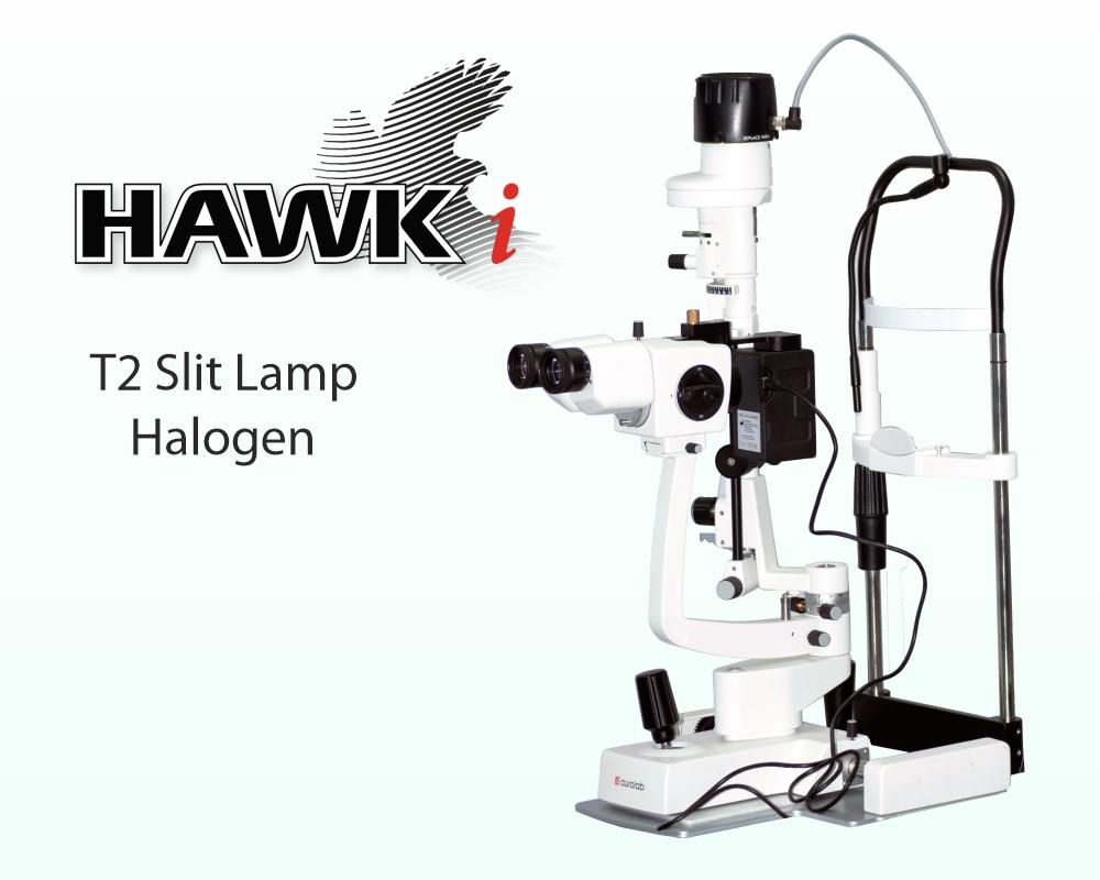 Hawk – I T2 Slit lamp(Halogen)