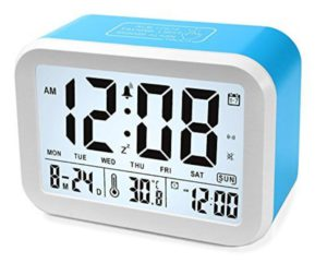 Jumbo LED Display Alarm Clock (TB0003)