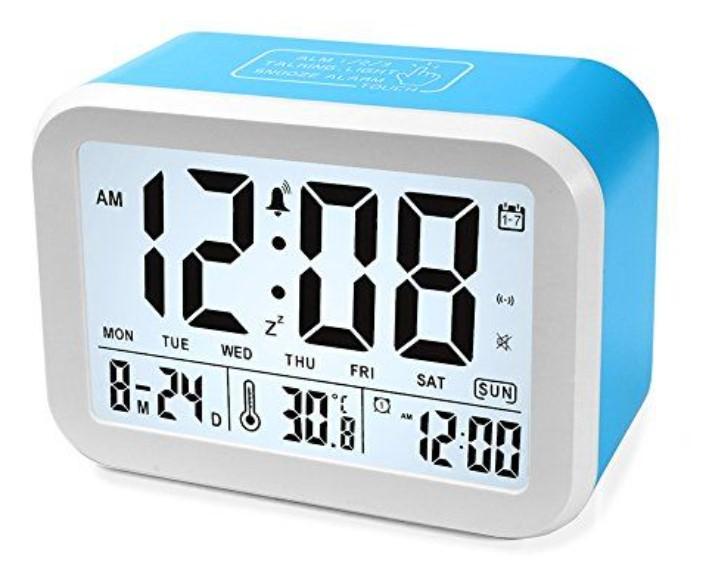 Jumbo LED Display Alarm Clock (TB0003)