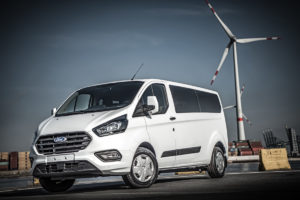 FORD TRANSIT CUSTOM BUS M1 300S 8S RHD – Ex-Stock Antwerp
