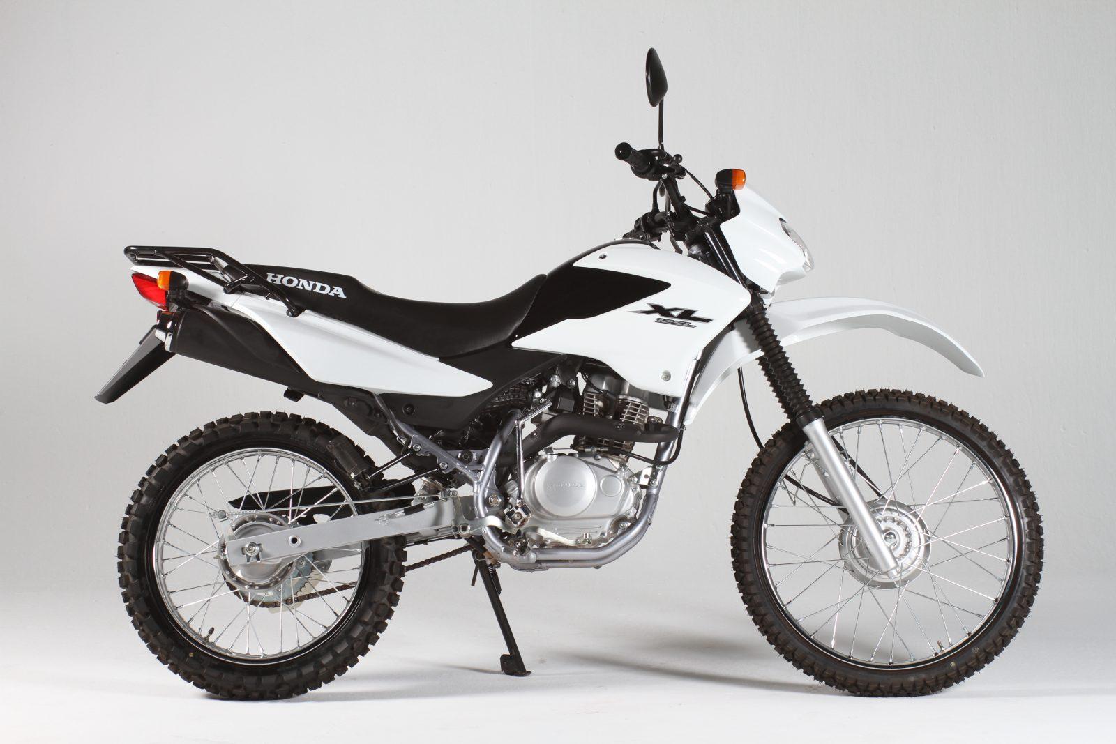 HONDA XL125LEK Motorcycle – 4 Stroke