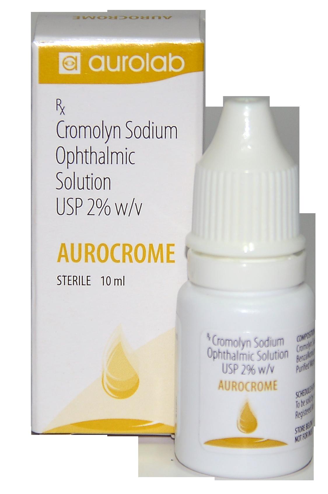 Sodium chrom 10ml